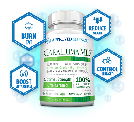 Caralluma MD Bottle Plus
