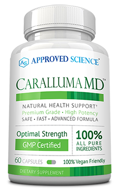 Caralluma MD Risk Free Bottle